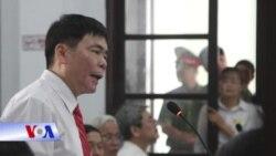 Luật sư Trần Vũ Hải nhận án 'cải tạo không giam giữ' vì tội 'trốn thuế'