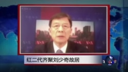 VOA连线:红二代齐聚刘少奇故居