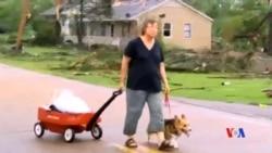 2014-04-29 美國之音視頻新聞: 美國中部南部龍捲風造成至少21人死亡