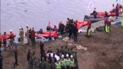 台灣空難事故死亡人數上升到 38 人