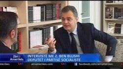 Intervistë me deputetin Ben Blushi
