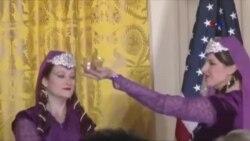 Ağ Evdə Novruz