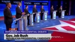 Rubio Is Focus of Attacks at Republican Debate