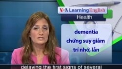 Anh ngữ đặc biệt: Multilingualism Helps the Aging Brain (VOA-Health Report)