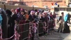 Suriyeli Mülteci Krizi Derinleşiyor