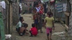 Rewşa Xirab ya Penaberên Rohingyayî
