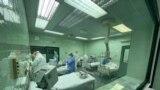 Arhiv - Posebni respiratorni centar na Kliničkom centru Univerziteta u Sarajevu.