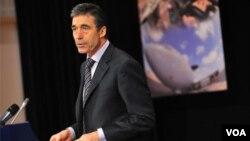 El secretario general de la OTAN Anders Fogh Rasmussen, liderará el encuentro la alianza atlántica en Chicago.