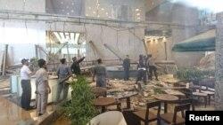 Robohnya selasar BEI mengangkat kembali isu soal keamanan gedung bertingkat Jakarta.