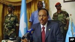Somali PM Mohamed Abdulahi Mohamed (File)