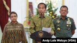 Pernyataan Presiden Jokowi Terkait Pembebasan 4 WNI yang Disandera