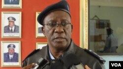 António José Bernardo, Comandante provincial da polícia, Malanje, Angola