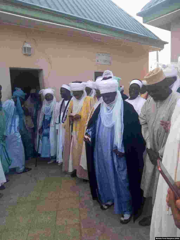 SOKOTO: Bikin cika shekaru goma kan mulki na Sultan Muhammad Sa'ad Abubakar III