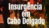 Banner Insurgência em Cabo Delgado