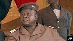 General António Indjai, líder do golpe de Abril de 2012