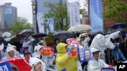 북한자유주간 행사 현장