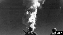 Nuklearna proba u Nevadi 1952.