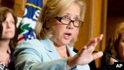 La senadora por Luisiana, Mary Landrieu, dice estar preocupara que las sanciones a Venezuela perjudiquen a 2.000 trabajadores de una refinería venezolana en su estado.