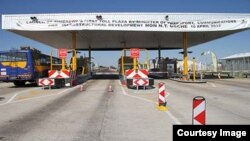 The tollgates were introduced by the government as part of measures to raise funds to repair road infrastructure. (ZINARA website)
