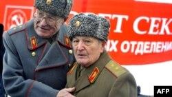 Бывшие военнослужащие выступили против третьего срока Путина
