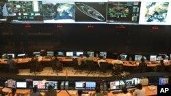 인도의 아시아태평양 우주과학기술교육센터. (자료사진)