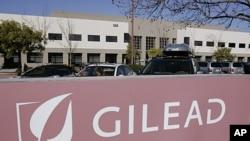 Gilead Sciences Inc. headquarters in Foster City, California, March 12, 2009 (file photo)