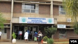 Parirenyatwa Hospital demanded $250 on Tuesday before circumcised Panashe Jim Sithole underwent an urgent operation. (File Photo)