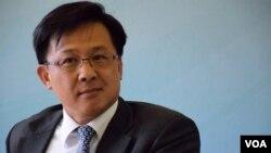 ေဟာင္ေကာင္အမတ္ Junius Ho Kwan-yiu