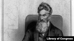 Some said John Brown was a madman. But many supported his aim to end slavery.