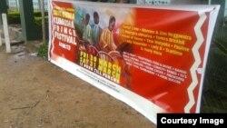 Mitambo yeKumusha Fringe Festival iri kuitwa kuDema, kwaSeke mukupera kwesvondo.