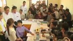 美国宣布有限度放松对缅甸的制裁