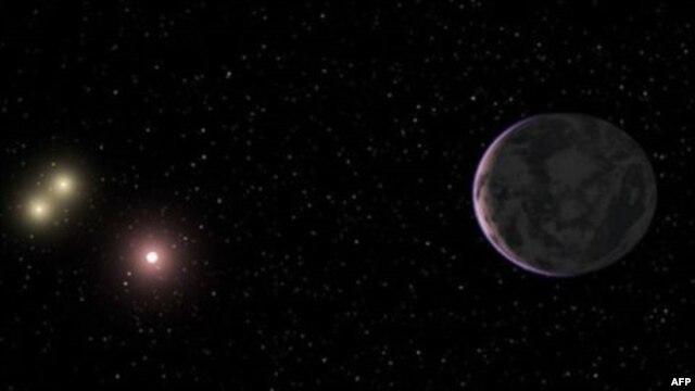 'Yeni Keşfedilen Dünya Benzeri Gezegende Yaşam Olabilir'