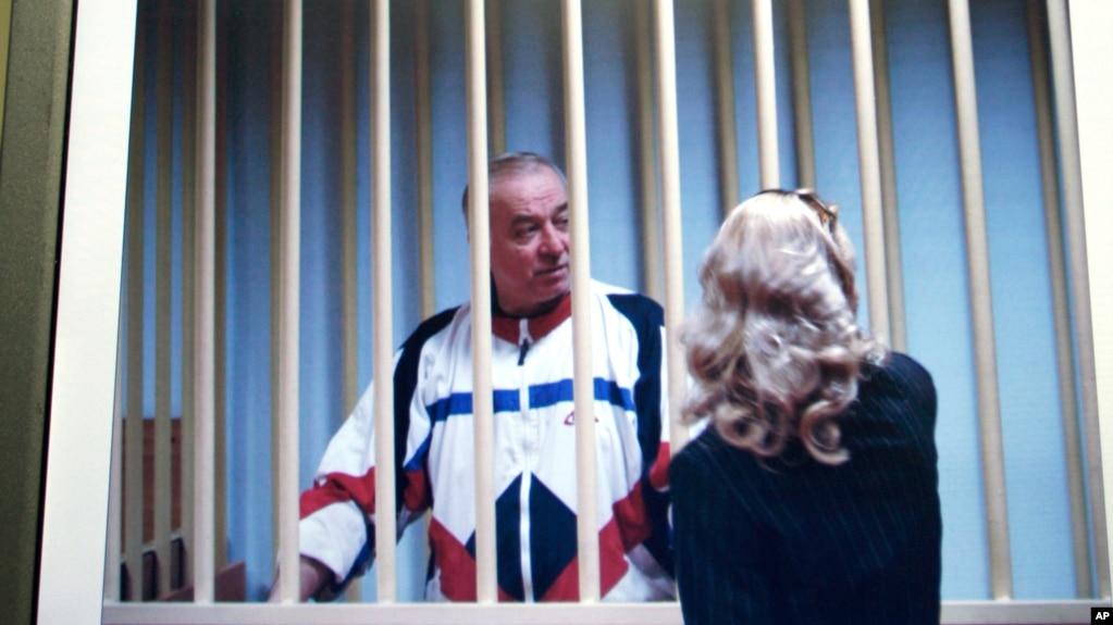 Ông Sergei Skripal, ảnh chụp ngày 9/8/2006