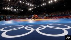 Switzerland IOC Meeting Wrestling