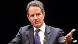 US Treasury Secretary Timothy Geithner (File)