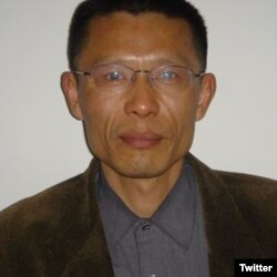 安徽前检察官沈良庆(脸书)