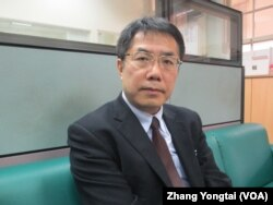 台湾在野党民进党立委黄伟哲