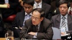 東南亞國家聯盟秘書長黎良明(資料圖片)