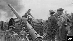 一次大战中的英国军队