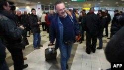 Radovan Memarović, iz Novog Sada, prvi je Srbin koji je došao iz Libije u Beograd