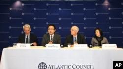 大西洋委员会台湾5都选举研讨会