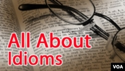 "All About Idioms ""In Black and White"""