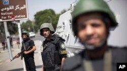 نیروی ویژه پلیس مصر - آرشیو