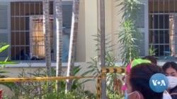 Cambodia Backs Vaccinations as COVID-19 Case Load Soars