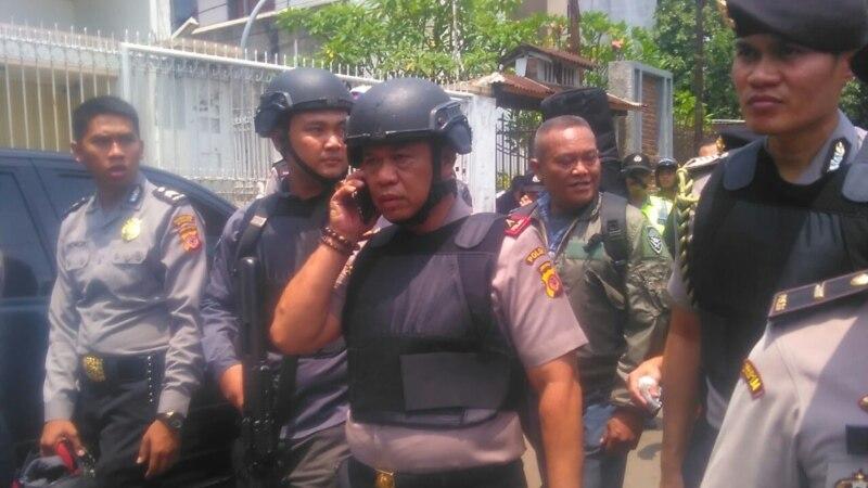 Polri Ungkap Identitas Terduga Teroris di Bandung