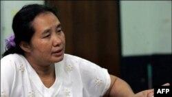 Bác sĩ Cynthia Maung, Giám đốc chẩn y viện Mae Tao ở Mae Sot, Thái Lan