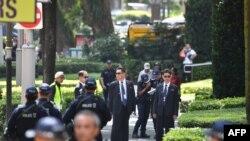 Severnokorejski agenti u Singapuru