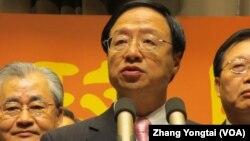 台灣行政院長江宜樺。(資料照)