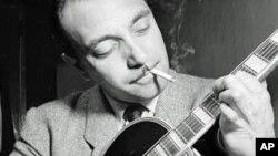 Guitarist Django Reinhardt