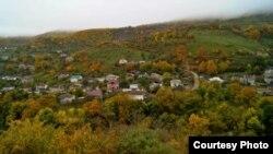 Село на півдні Дагестану